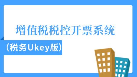 增值税税控开票系统(税务Ukey版)